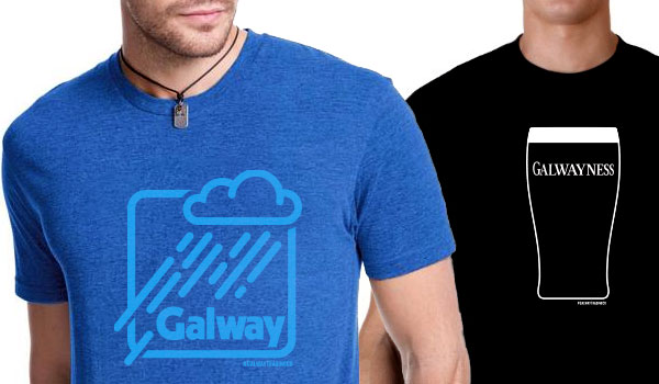 Galway t-shirts